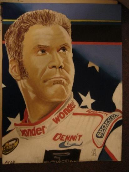 Will Ferrell par wyldcat67